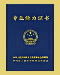 Train the Trainer China cert. cover